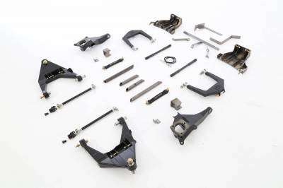 Silverado 1500 07-13 - Race Kits - Baja Kits - Baja Kits 2007-2013 Chevy Silverado 4WD Long Travel Race Kit