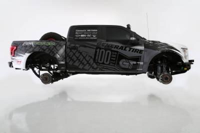 Baja Kits - 2009-2014 Ford F150 Rear Cantilever Kit - Image 4