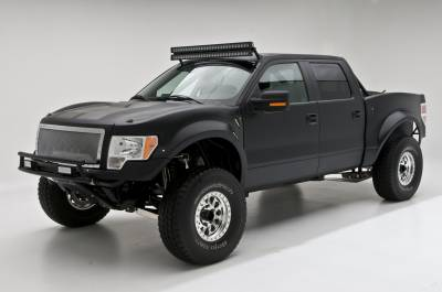Baja Kits - 2009-2014 Ford F150 2WD Long Travel Back Half 4-Link Race Kit - Rear - Image 9
