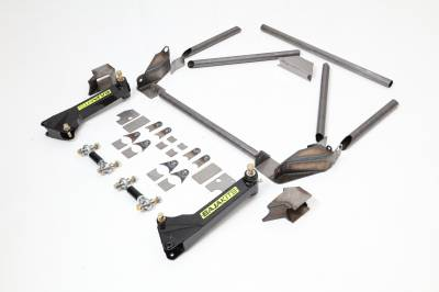 Baja Kits - 14+ Chevy Silverado 2WD Long Travel Cantilever Race Kit - Rear