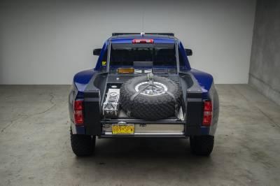 Baja Kits - 2014+ Chevy Silverado 1500 4WD Long Travel Back Half 4-Link Race Kit - Rear - Image 8