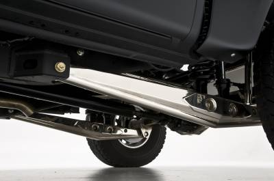 Baja Kits - 2014+ Chevy Silverado 1500 4WD Long Travel Back Half 4-Link Race Kit - Rear - Image 6
