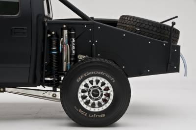 Baja Kits - 2014+ Chevy Silverado 1500 4WD Long Travel Back Half 4-Link Race Kit - Rear - Image 5