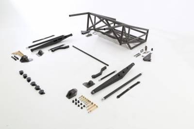 Baja Kits - 15+ Ford F150 4WD Long Travel Back Half 4-Link Race Kit - Rear - Image 3