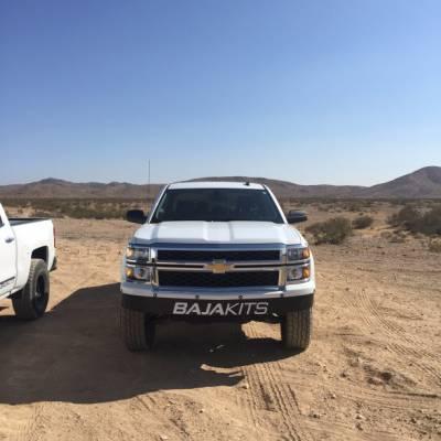 Baja Kits - 14+ Chevy Silverado 2WD & 4WD Upper Control Arm - Aluminum - Image 8