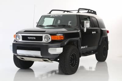 Baja Kits - 2007-2014 Toyota FJ Cruiser 2WD/4WD Boxed Upper Control Arm - Image 6