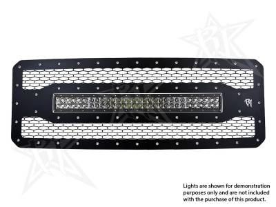 Rigid Lighting - Vehicle Specific - Ford F-250/350