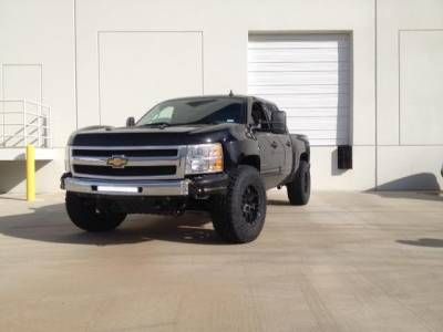 Offroad Suspension - Chevrolet 4WD - Silverado 1500 07-13