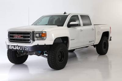 Truck Suspension - Chevrolet/GMC 4WD - Silverado/Sierra 1500 14-18