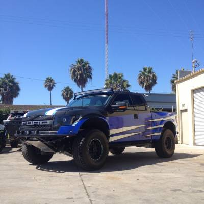 Offroad Suspension - Ford 4WD - Raptor 09-14