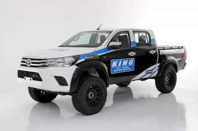 Truck Suspension - Toyota 4WD - Hilux