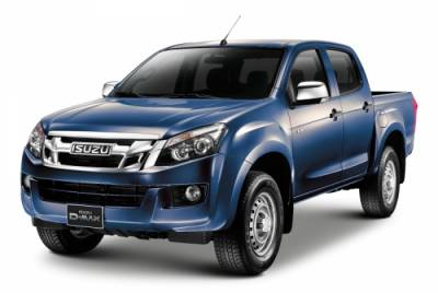 Truck Suspension - Isuzu - DMAX 2012+