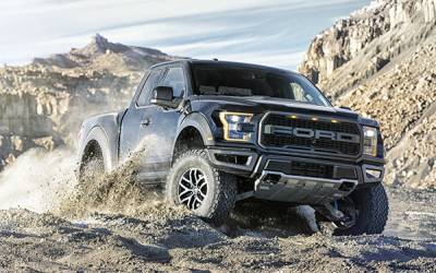 Offroad Suspension - Ford 4WD - Raptor 2017+