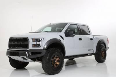 "Ford 4WD - Raptor 2017+ - 2017+ Ford Raptor 2"" Coil Spring Perch Kit"