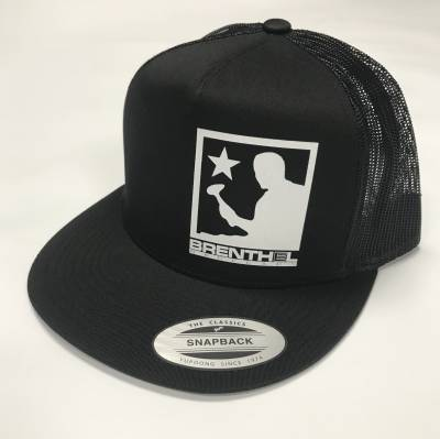 Apparel/Misc.  - Baja Kits - Brenthel Industries - The Blacksmith Snap Back - Black