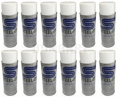 Apparel/Misc.  - STEEL-IT Case (case of 12 14oz Cans)