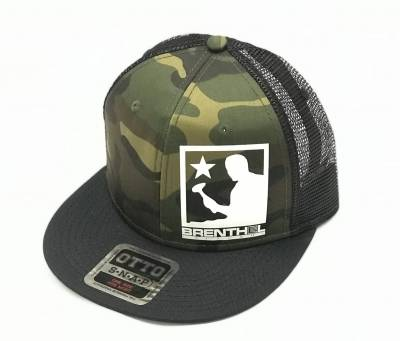 Apparel/Misc.  - Baja Kits - Brenthel Industries - The Blacksmith Snap Back - Camo