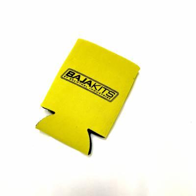 Apparel/Misc.  - Baja Kits - Baja Kits - 5 Koozies - Yellow