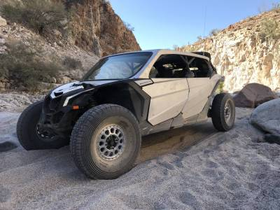 SXS Suspension - Maverick X3 DS (Model) - CanAm Maverick X3 - Body Kit