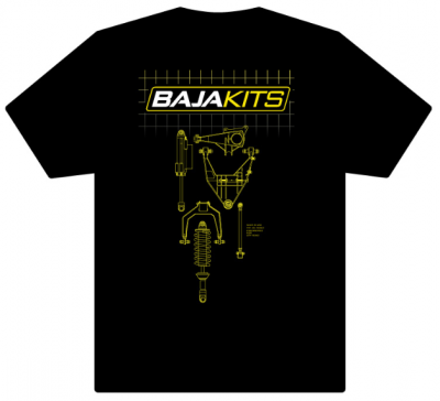 Bajakits T-Shirt V2 - Image 1