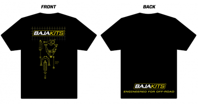 Bajakits T-Shirt V2 - Image 2