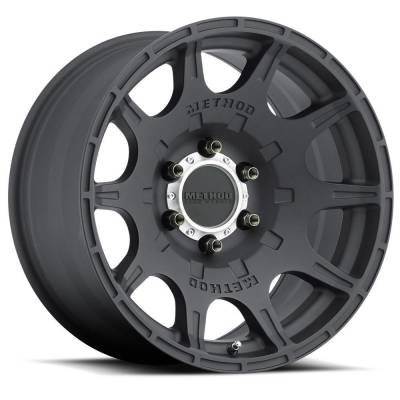 Method Race - Method Race Roost Wheel Matte Black