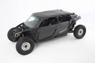CanAm Maverick X3 - Complete Carbon Fiber Body Kit - Image 2