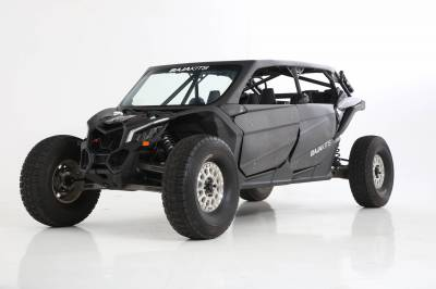 Can-Am (Make) - Maverick X3 RS (Model) - CanAm Maverick X3 - Complete Carbon Fiber Body Kit