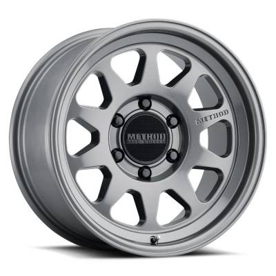 Method Race Wheels - 316 - Gloss Titanium