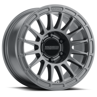 Method Race Wheels - 314 - Gloss Titanium
