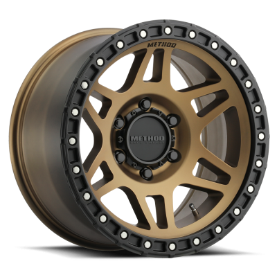 Method Race Wheels - 312 - Bronze