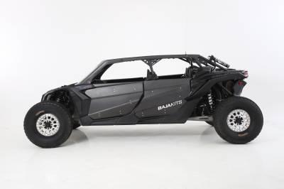 Baja Kits - CanAm Maverick X3 - 4 Seat 4130 Cage - Image 2