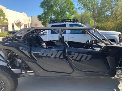 Baja Kits - CanAm Maverick X3 - 4 Seat 4130 Cage - Image 5